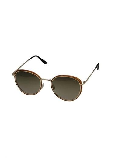 Slazenger Slazenger 6547 Col 01 5122 Yuvalak ÇerÇeve Polarize Cam Kadın Güneş Gözlüğü Renkli
